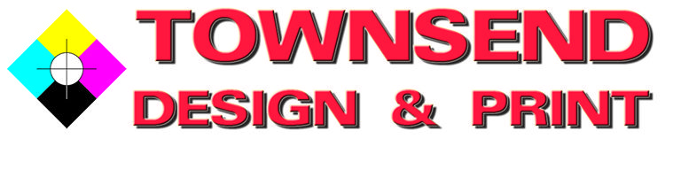 townsend design and print logo